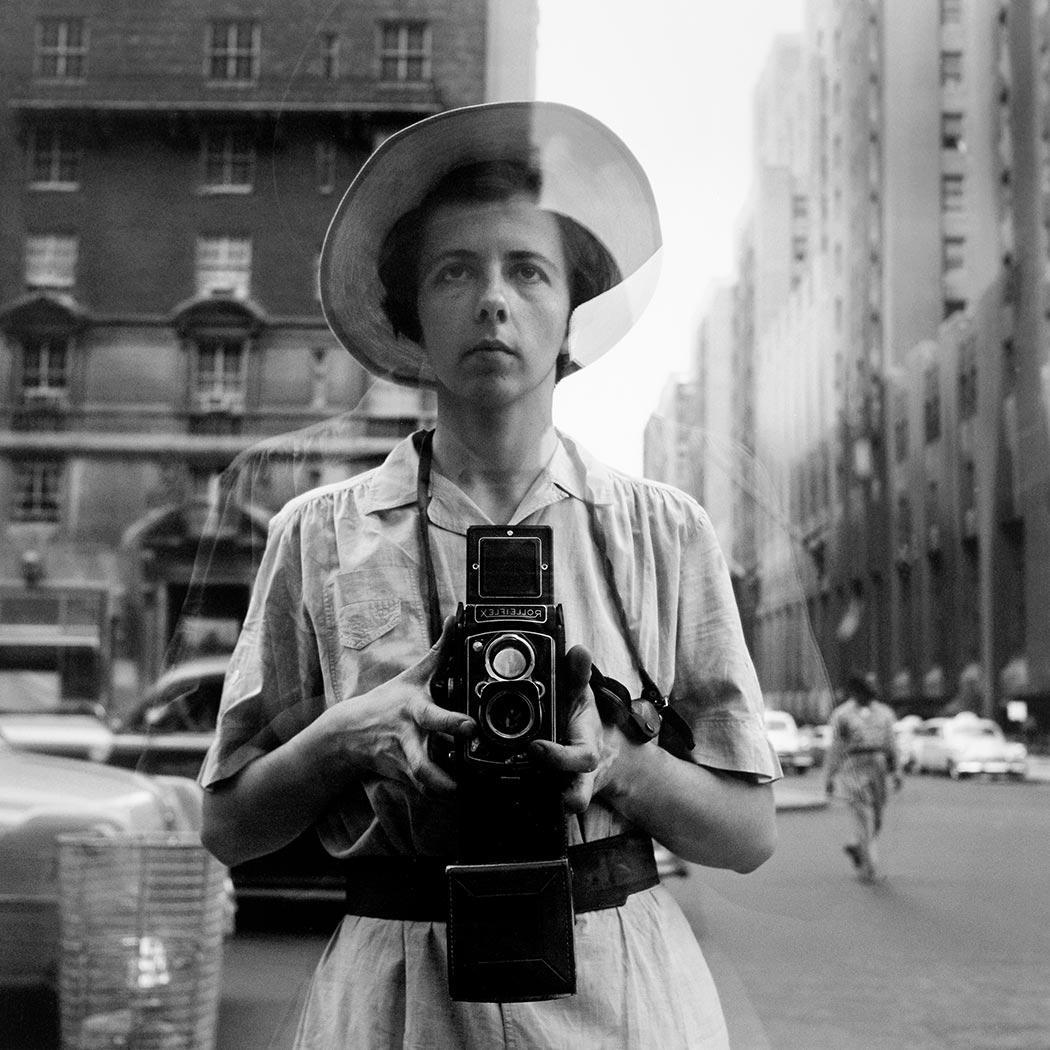 Vivian Maier y la fotografía social